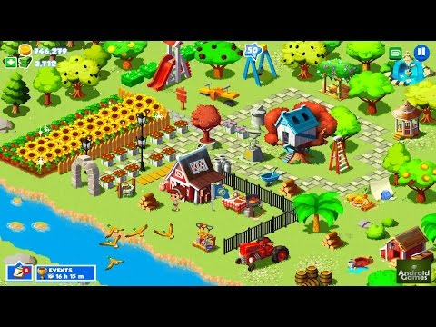 green farm android free download