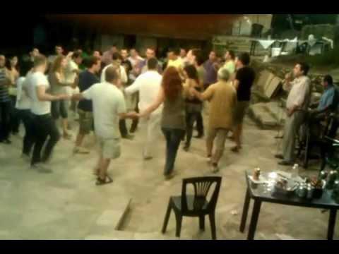 xristos gitzios - o xristos ke i parea tou sto llongo 9/8/2011.