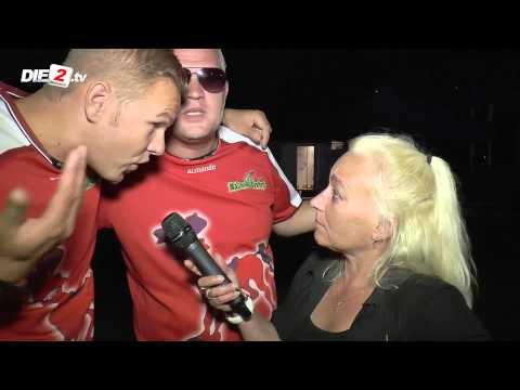 Interview mit den Mallorca Cowboys bei Oberhausen Feiert 2015