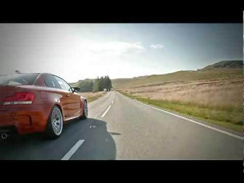 BMW 1-series M BMW 1-Series M Coupe UK promo