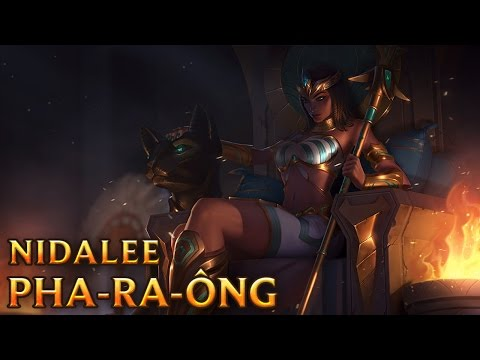 Nidalee Pha-ra-ông - Pharaoh Nidalee