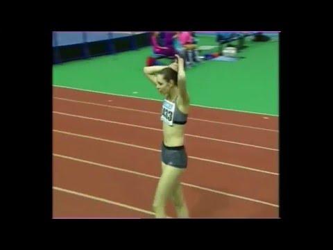 Юлия Чумаченко 1.89 ( Чемпионат Украины в помещении 2016 )
