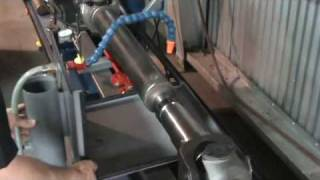Video Heat straightening & balancing a Drive Line MP3, 3GP, MP4, WEBM, AVI, FLV Juni 2018