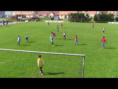 U11 D - Auvers-le-Hamon