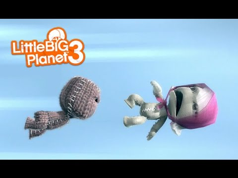 LittleBIGPlanet 3 - Battle Of Fates!: Sackboy Vs Sackgirl [Playstation 4]