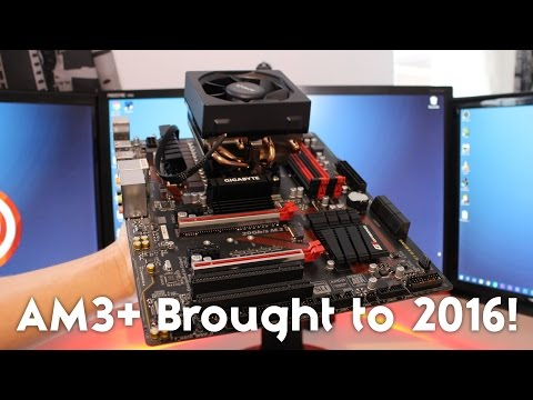 Gigabyte 990X Motherboard Review [The BEST AM3+ Motherboard?!]