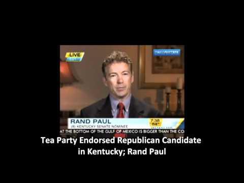 Tea Party Republican Stupidity Volume 1