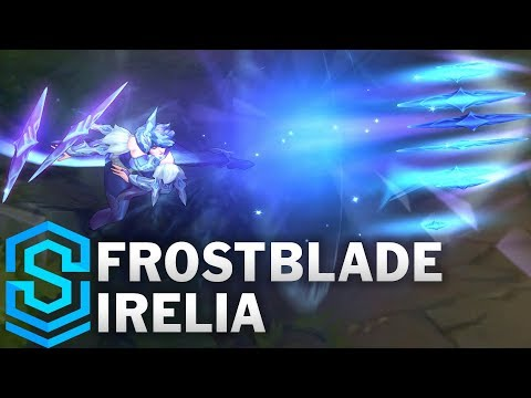 Irelia Băng Kiếm - Frostblade Irelia