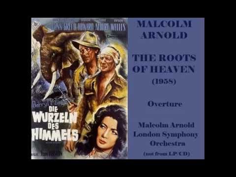 Malcolm Arnold: The Roots of Heaven (1958) Overture [Arnold-LSO ]