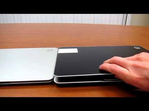 HP Envy Spectre XT 13 and HP Envy 4t Ultrabook Comparison