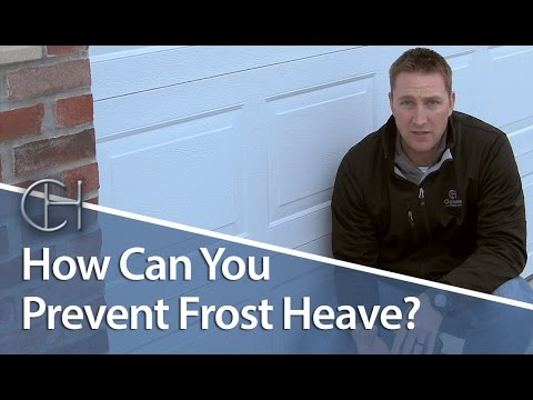 Charleston Homes: Don't Let Frost Heave Ruin Your Pavement
