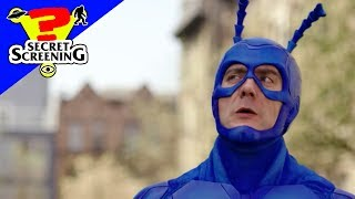 "Amazon Studios recently released the trailer for the hotly anticipated new series, The Tick (2017)! Join me I break down and analyze the trailer!------------------WATCH THE TICK 2017http://amzn.to/2tUrHPuCHECK OUT MY WEBSITEhttp://www.BigMacKrell.comSPREAD THE WORD! SHARE THE SHOW!https://goo.gl/NudBiKSUPPORT THE SHOW AND UNLOCK COOL BONUS CONTENT ON PATREON!http://www.patreon.com/BigMacKrellRICK AND MORTY COUNCIL OF RICKS FIDGET SPINNERhttp://roothm.storenvy.com/products/20069234-rick-and-morty-council-of-ricks-fidget-spinnerCONTACT DOUGLAS MACKRELL ATBigMacKrell@gmail.com------------------Websitehttp://www.BigMacKrell.comStorehttp://roothm.storenvy.comFacebookhttps://www.facebook.com/BigMacKrell/Facebook Group Pagehttps://www.facebook.com/groups/ROotHM/Twitterhttps://twitter.com/DouglasMacKrellInstagramhttp://instagram.com/douglasmackrellG+https://www.google.com/+BigMacKrell-----------------MORE INFORMATION ON THE TICK 2017http://www.imdb.com/title/tt5540054/https://en.wikipedia.org/wiki/The_Tick_(2016_TV_series)https://www.theverge.com/2017/7/12/15958476/the-tick-amazon-series-release-date-peter-serafinowicz-------------VIDEOS ABOUT THE TICK 2017!A Full Season of The Tick Coming in 2017 - GS News Updatehttps://youtu.be/OVy_YUGUs0ETHE TICK Official Trailer (2017) Superhero Series HDhttps://youtu.be/g0pct131wLwTHE TICK Trailer SEASON 1 (2017) Amazon Superhero Serieshttps://youtu.be/aFnTMxGiCdc---------------The new trailer for The Tick was recently released by Amazon and clocks in at just 2 minutes, but those 2 minutes are first and foremost a proof of concept. Many of the biggest fears expressed by the audience online have clearly been addressed. Unlike the drab washed out pilot, the color is sharp and oversaturated to pop the blues on Peter Serafinowicz's brand new costume. Those who worried about the grim tone of the pilot were greeted with bright humor. And those concerned over The Tick's stumbling history with superheroic action were nearly drowned in lavish effects, flipping cars, and death defying falls!Seriously, the best part about this trailer is how between the Pilot and the second episode, The Tick has effortlessly evolved from a nearly dangerous and foreboding character I'd be scared to get a hug from, to a superhero I'd demand a hug from after he saved my life. It's clear this is a return to The Tick of old. One that's better known for misquoting axioms and leaping before he looks than he is creepy stalking and invasion of privacy. Most of this positive change can be chalked up to tonal shift in the script and Serafinowicz's performance in the much more agile Tick suit. Its open face allowing us to better read his expression, and its bulky modular armor design allowing for far more movement than Warburton's suit - or even the rubber suit from the pilot!Additionally, this trailer focuses on the mysterious new version of The Tick. Which is a wise choice because new audiences would be probably confused if the first trailer focused on Arthur instead of the show's namesake. It also allows the trailer to showcase some of its best action beats, and prove that The Tick really is a co-star, rather than the mysterious stranger working from the edges of the story. It does still seem to be a story of Arthur's quest to become a Superhero and avenge his Father's death at the hands of The TerrorThe first important discovery is that the Pilot for The Tick really was the first episode. It won't be retconned or refilmed - what we've seen is all part of the show. This of course leaves the odd continuity jump between The Tick's old suit and the one we see him wear in the trailer.However, I have a theory about how they'll explain that in the show. One of the things I liked about the original suit was how organic it looked. It made him look alien - almost bug like. What if I wasn't that off. We don't know The Tick's origin - perhaps we never will - but what if this version of The Tick is more arachnid like than previous versions?My theory is that either The Tick in the Pilot was still in his larval stage, or perhaps he recently shed his exoskeleton and was in that weird transitional phase as his new armor plating grew in? It's a bold choice for them to make that expands the lore of the character, and makes for a better explanation than ""I'm different now. Deal with it.""Secondly, we never see The Terror. The only glimpse of The Terror we see is from the flashback in the pilot. A huge part of this series is going to be Arthur's obsessive quest to prove his conspiracy theory correct and unmask the fact that The Terror is still alive and operating in The City. It's primed to be the mystery at the heart of at least the first season, and the trailer specifically choosing not to showcase The Terror adds a great deal of credibility to the possibility that Arthur is wrong. The Terror is dead, and he's tilting at windmills not dragons."