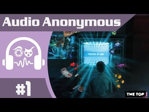 Audio Anonymous Podcast Ep.1 - Discussing Game Informer's Top 300 Games of all Time List