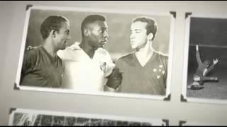 Cruzeiro 6x2 Santos - 1966 - Todos os gols do Cruzeiro