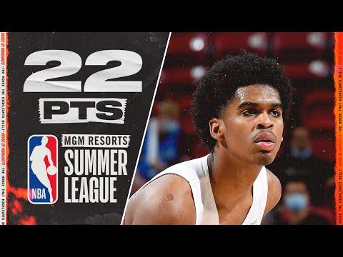 Josh Christopher Summer League Highlights vs. Magic