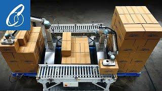 Video: Robot se přizpůsobil tempu člověka