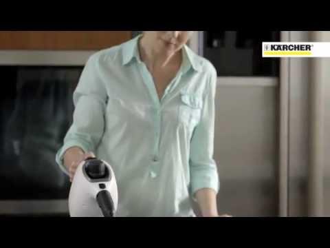 Kärcher Steam Cleaner SC 1 Premium Floor Kit