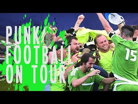 Video: The Club Run Out Of A Liquor Store That Never Trains- Punk Football On Tour: Volume 3