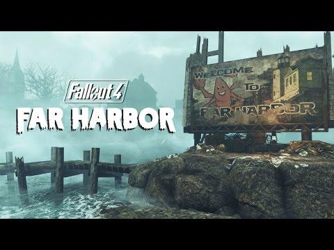 Fallout 4 : vidéo de Far Harbor