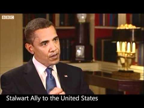 Obama: Mubarak is a