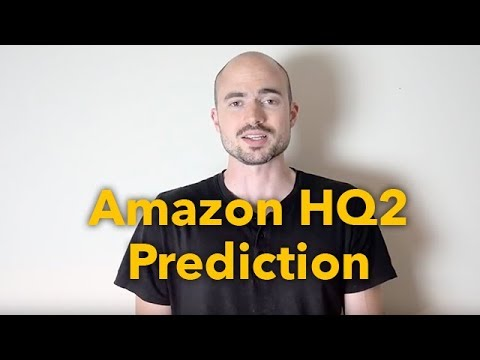 Amazon HQ2 New Headquarters Prediction