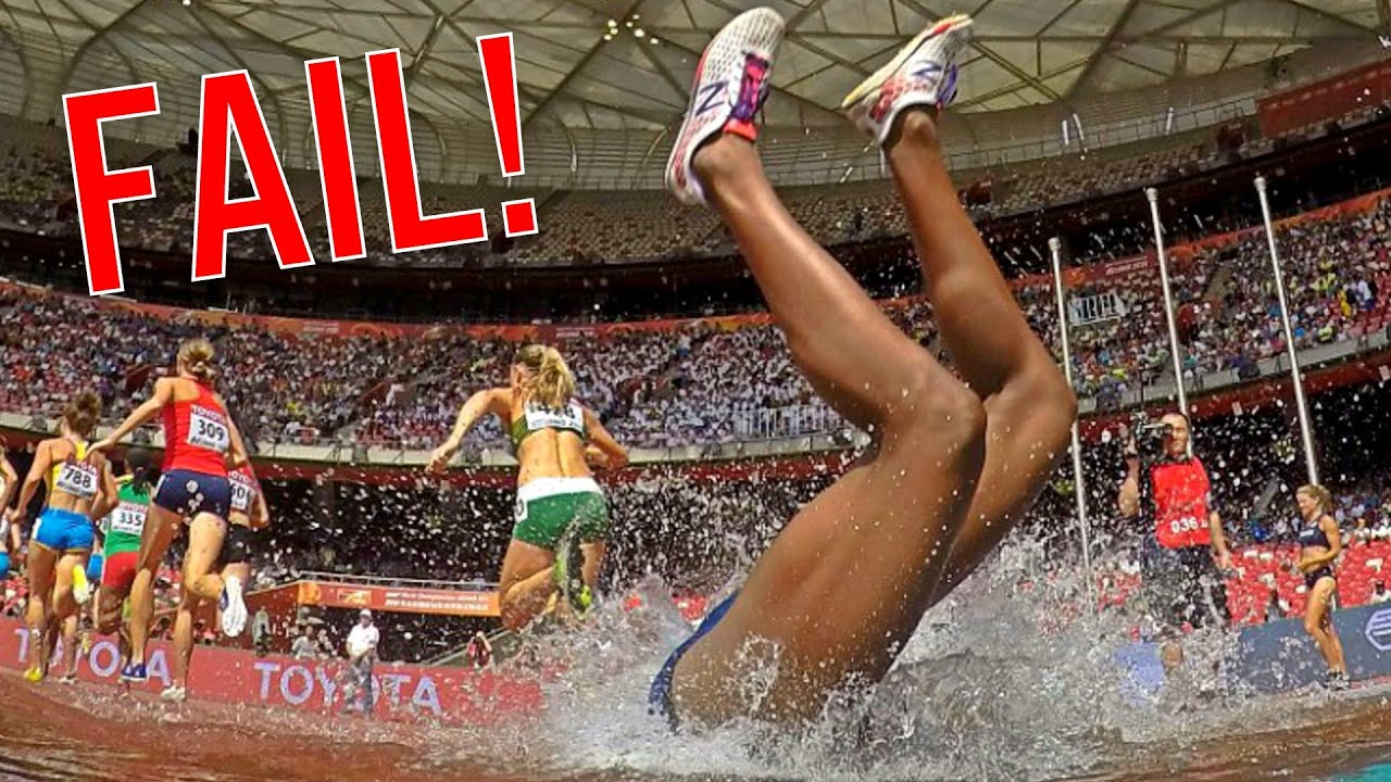 Ultimate Running Olympics Fails Compilation ❙ HD