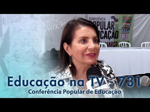 Conferência Popular de Educação