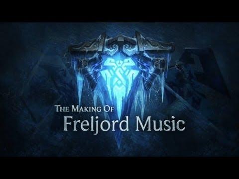 [LoL] Создание музыки Фрелйорда