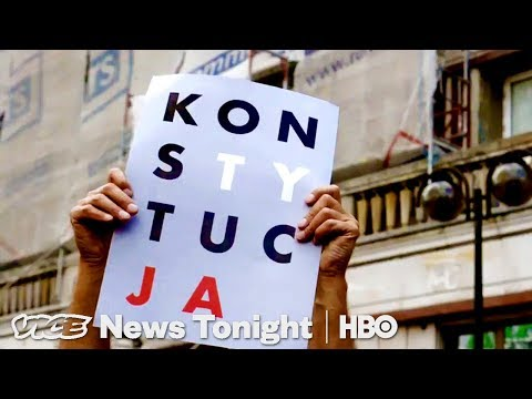 The EU Is Pissed Poland Keeps Ignoring The Law (HBO)