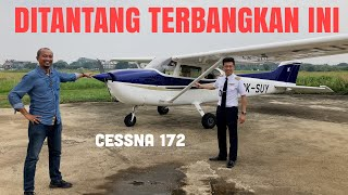Download Video TERBANGKAN PESAWAT SUNGGUHAN. NO KIDDING! | VLOG #80 MP3 3GP MP4