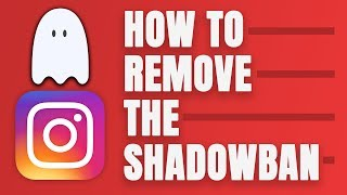 Video How to REMOVE the Instagram SHADOWBAN in 2019 MP3, 3GP, MP4, WEBM, AVI, FLV Mei 2019