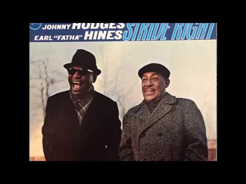 """Johnny Hodges, Earl """"Fatha"""" Hines – Stride Right (Full Album)"""