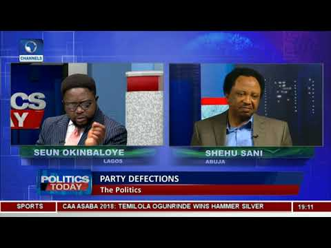 'Tread Softly' Sani Cautions On Saraki's Removal, Speaks On His Allegiance To APC |Politics Today|