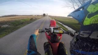 10. How to wheelie CRF 150