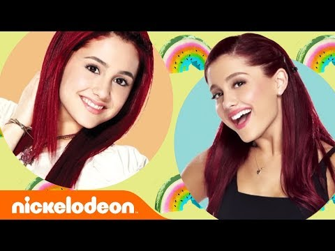 Ariana Grande 🎤 Then & Now | Victorious | Sam & Cat | Nick