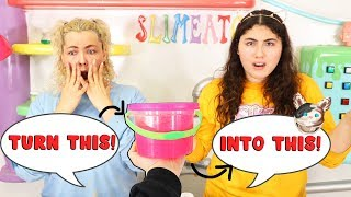TURN THIS SLIME INTO THIS SLIME CHALLENGE! Slimeatory #589