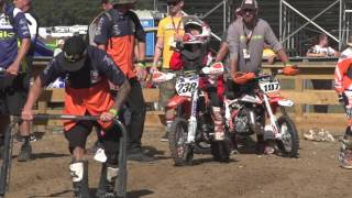 8. F1MOTO KTM50 SX 2016 ARE YOU READY TO RACE  -  FAST HAS NO AGE LIMIT