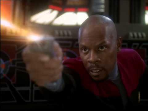 Star Trek Deep Space Nine tribute - A Little Less Conversation