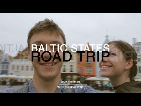 BALTIC STATES ROAD TRIP 2016