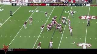 Mike Davis vs Georgia (2014)