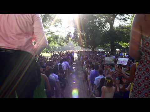 W&M in 30: Convocation 2014
