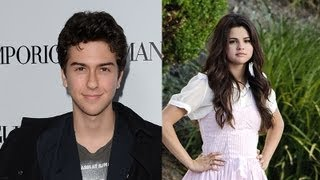Nat Wolff Talks Kissing Co-Star Selena Gomez