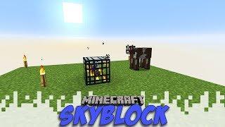 Auction House! - Skyblock - EP08 (Minecraft)
