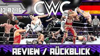 Nonton WWE CWC Review - 13.07.16 (S01E01) - Es geht endlich los! (Deutsch/German) Film Subtitle Indonesia Streaming Movie Download
