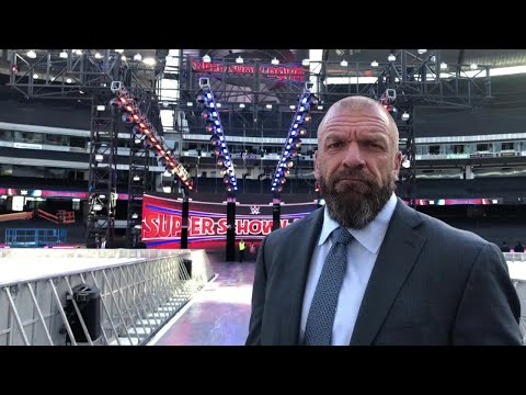 "Triple H: The MCG will be ""electric"" at WWE Super Show-Down"
