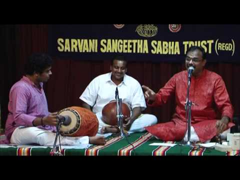 Sr Veera Raghavan Carnatic Music Part 2