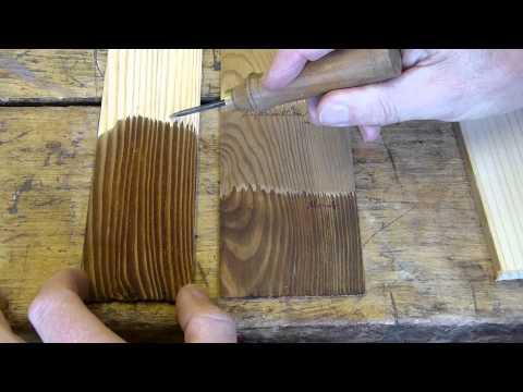 Beizen und Färben von Holz - Einführung, Farbstoffbeize
