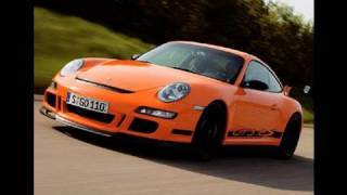 997 Porsche GT3 RS before World Debut