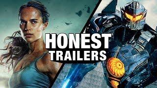 Video Honest Trailers - Tomb Raider / Pacific Rim: Uprising MP3, 3GP, MP4, WEBM, AVI, FLV Oktober 2018