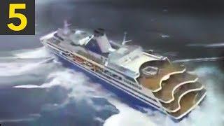 Video Top 5 Cruise Ships in Heavy Seas MP3, 3GP, MP4, WEBM, AVI, FLV Februari 2019